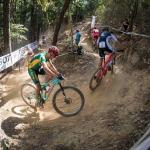 Alan Hatherly at the UCI Mountain Bike World Championships