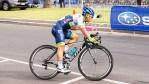 Orica-Scott's Caleb Ewan won stage three of the Tour of Britain today.