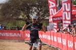 NAD Pro's Nico Bell won the fourth leg of the Gauteng Trailseeker Series in Pretoria today.