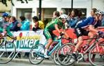 Devin Shortt at UCI Road World Championships