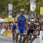 Paris-Tours results: Matteo Trentin sprints to victory in Tours