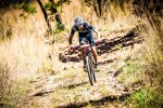 Wessel Botha at the Magalies Monster MTB