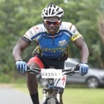 Lindani Shusha won the Bestmed Wild Coast Sun MTB Classic in Port Edward, KwaZulu-Natal, today.