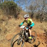 Kristen Louw to challenge men in Summer Fast One MTB race
