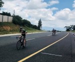 Eddie van Heerden won stage four of Mpumalanga Tour