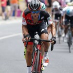 Tour Down Under stage five results: Richie Porte wins, Daryl Impey takes overall lead