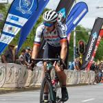 Calvin Beneke, Carla Oberholzer top Road Cycling Series standings