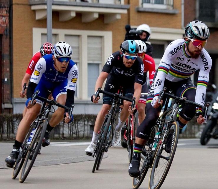 Peter Sagan wins Gent-Wevelgem