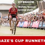 Sam Gaze wins UCI MTB World Cup