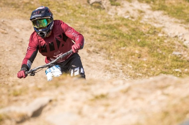 UCI MTB World Cup DHI results: Loic Bruni wins in Maribor