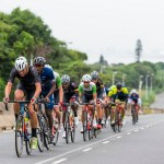 Pro riders in action during the Tour Durban earlier this month. Photo: Anthony Grote