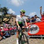 Dimension Data's Ryan Gibbons enjoyed some successes, specifically on the sprinting stages, during a challenge-filled Giro d'Italia. Photo: Stiehl Photography