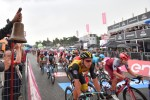 Stage 12 action Giro dItalia