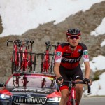 BMC Racing Team won the opening stage time-trial of the Tour de Suisse