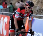 BMC Racing's Richie Porte (Australia) extended his race lead after stage six of the Tour de Suisse. Photo: Photo credits