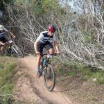 Ceajay Bosman and Hannah Oelofsen won the junior men's and women's races of the Schools MTB League in the first Port Elizabeth event. Photo: Anton Havenga