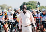 Zamuxolo Xatasi has been appointed as Acting President of Cycling South Africa until the next elective congress in 2020. Photo: HaydsBrown