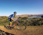 Team TIB's Andrew Hill is aiming for a hat-trick of titles when he competes in the Scottburgh MTB Race