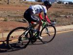South African road champion Carla Oberholzer clinched her second win in as many weeks when she came up trumps in the inaugural trapNET 360 cycle race today. Photo: Supplied
