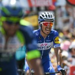 Tour de France: Alaphilippe claims first stage win in Le Grand-Bornand