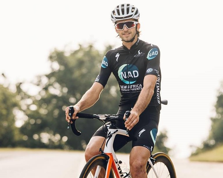 Prominent mountain-biker Matt Beers was delighted to win his second road tour of the season after clinching the four-day five-stage Lowveld Tour title yesterday. Photo: Hayden Brown