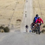 Pieter du Toit won the third and final stage and with it the overall title of the Y2Karoo Race, which concluded in Colesberg yesterday. Photo: Reblex Photo