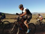 Shaun-Nick Bester hopes to score maximum points at the fifth Trailseeker Series event at Lionman in Mabalingwe, Limpopo, tomorrow. Photo: Supplied