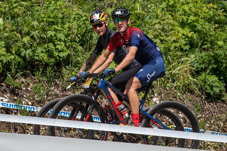 Alan Hatherly will take on the Cape Pioneer Trek as well as the Wines2Whales Race next month alongside Danish cross-country specialist Simon Andreassen. Photo: Michal Cerveny