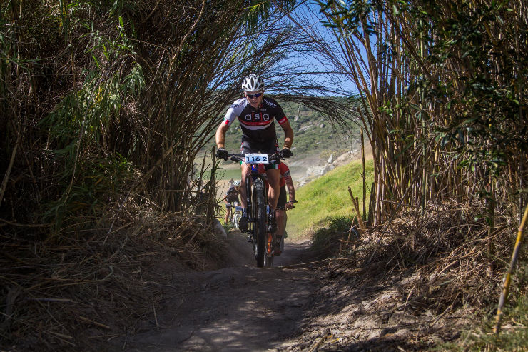 Hanco Kachelhoffer Sanlam Investments MTB Invitational