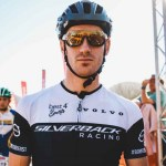 Shaun-Nick Bester (pictured) clinched the men's Trailseeker Series title for the 2018 season. Photo: Nissan Trailseeker