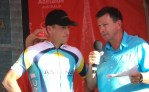 English former professional cyclist and Tour de France commentator Paul Sherwen