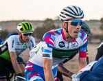 Gregory de Vink (pictured) began preparations for his season in Europe on a high note when he won the Western Cape Road Champs and finished second in the Time-Trial Champs at the weekend. Photo: Rob Ward