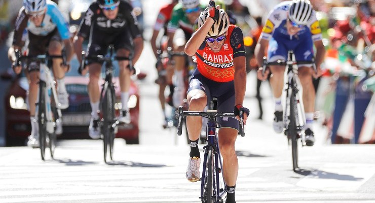 Vincenzo Nibali, also known as the Shark of Messina