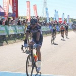 Steven van Heerden, pictured here at the Ride for Sight, hopes to find an extra bit of pace to enable him to win the 106km Herald Cycle Tour on Sunday. Photo: Cycle Nation