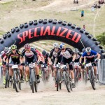 The elite men's and women's races will once again feature stellar fields of international stars at the Champions Race, the type of which is only otherwise assembled in South Africa for the Cape Epic. Photo: Ewald Sadie