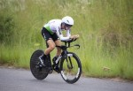 South Africa's Stefan de Bod (pictured) comfortably won the African Continental Road Champs individual time-trial today. Photo: Stiehl Photography