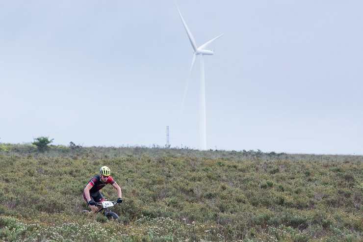 The JBay Wind Farm MTB Classic will welcome riders to a new venue