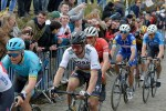 Riders in action during last year's Tour of Flanders