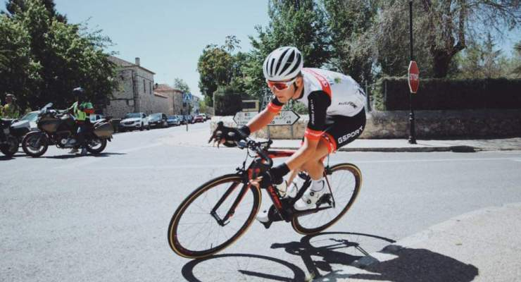 South African Byron Munton is currently riding for Gsport