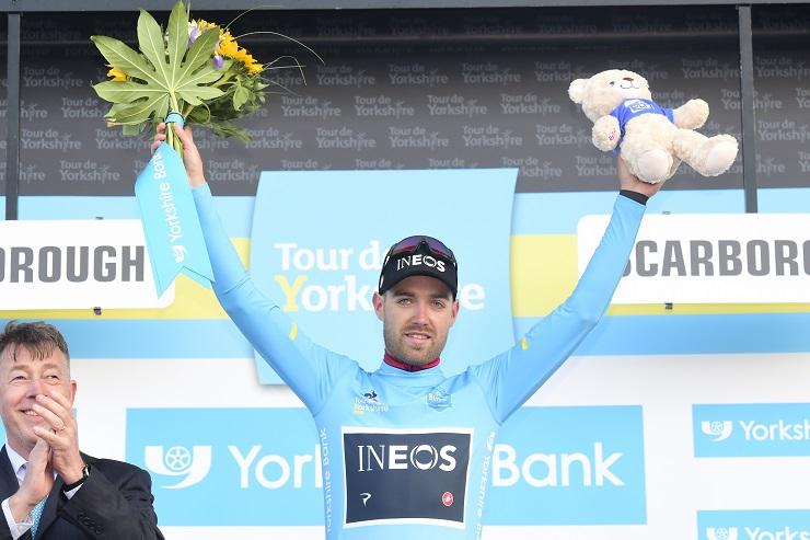 Christopher Lawless won the Tour de Yorkshire