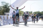 Gustav Basson won stage one of the Tour de Limpopo