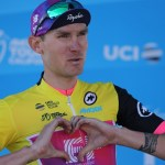 Tejay van Garderen tops the overall standings after stage two of the 2019 Tour of California