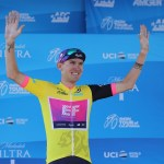 Tejay van Garderen leads the 2019 Tour of California