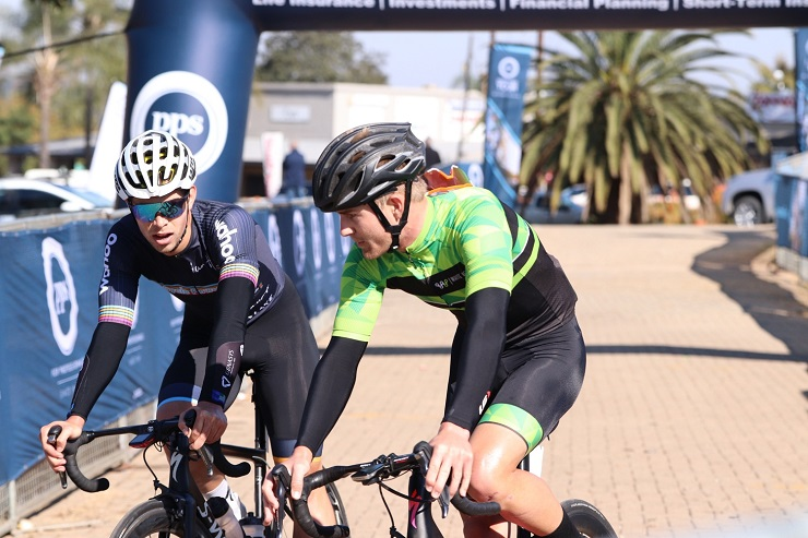 Calvin Beneke and Andrew Edwards won the Panorama Tour