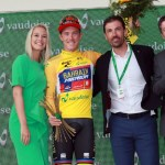 Rohan Dennis won stage one of the 2019 Tour de Suisse