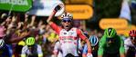Caleb Ewan won stage 16 of the Tour de France