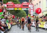 Giovanni Visconti won stage three of the Tour of Austria