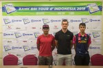 SA's Rohan du Plooy finished seventh on stage one of the Tour de Indonesia
