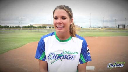 Kahley Novak was 2nd player from UCF to be drafted to NPF in 2015