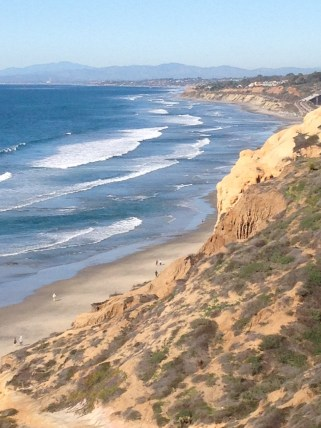 Torrey Pines Natural Reserve, CA